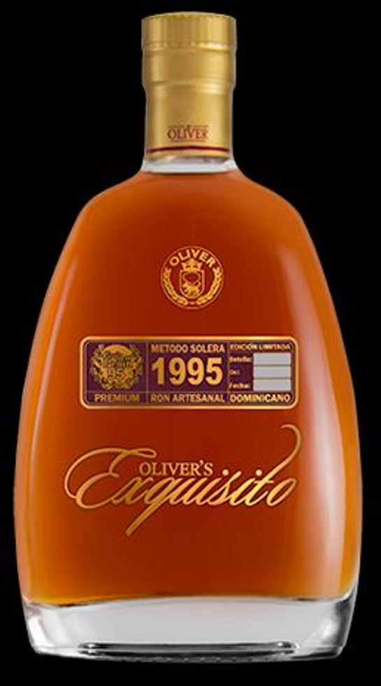 Rum Exquisito Solera 1995 70cl. 40%vol.