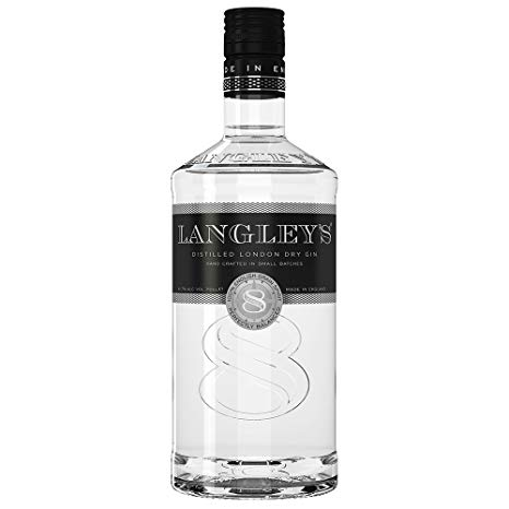Gin Langley's n.8 London 70 cl.